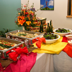 Spice Catering Food Presentation